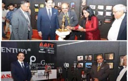 An Exhibition of Still Photographs Inaugurated at AAFT