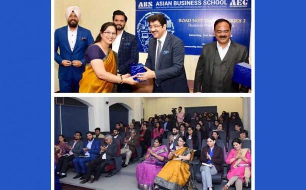 Deepawali Celebrations at Asian Business School