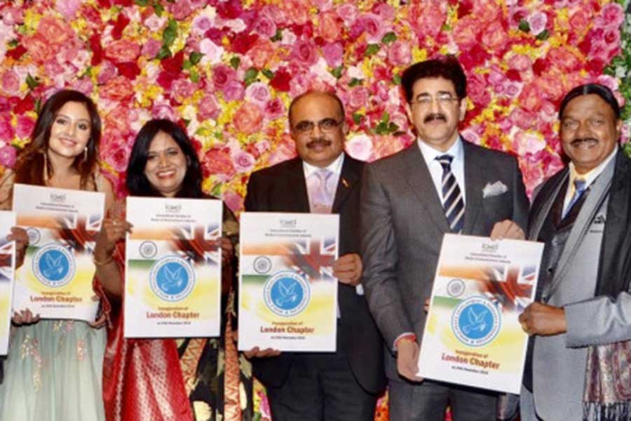 United Kingdom Chapter of ICMEI Inaugurated at London
