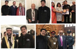 Sandeep Marwah Titled 'Golden Boy of India' by Lords of UK