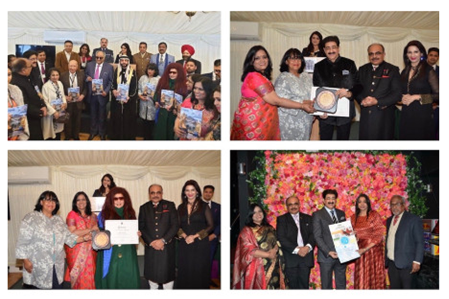 Confluence Presented Bharat Conclave in London