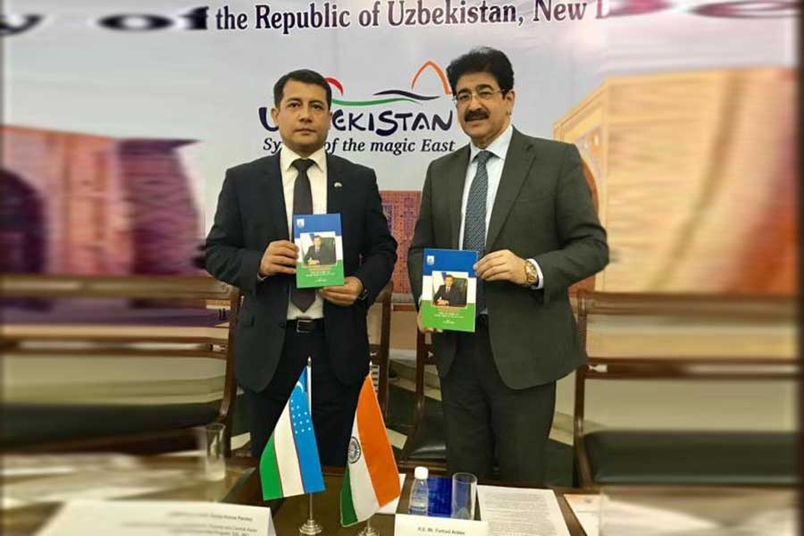 IUFCF Supported Embassy of Uzbekistan in Culture Promotion
