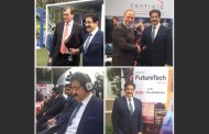 Sandeep Marwah Special Guest at Indo UK Festival