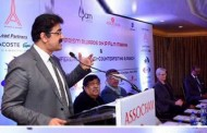 Sandeep Marwah Opened Exhibition At Stainless Art Gallery