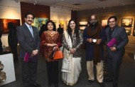 Sandeep Marwah Inaugurated La Verve Du Art