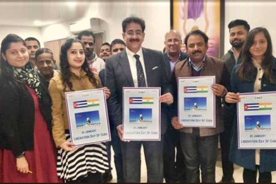 Liberation Day of Cuba Celebrated at ICMEI