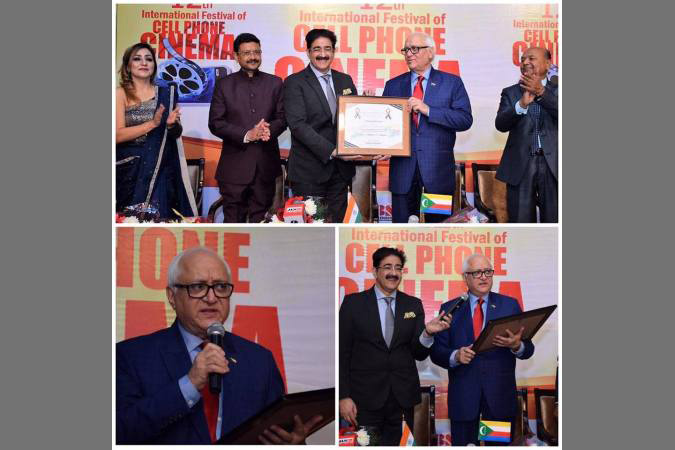 Sandeep Marwah Nominated Chair For Indo Comoros Cultural Forum