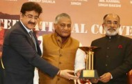 Sandeep Marwah Honored at Prime Minister's Constituency