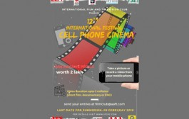 12th International Festival of Cellphone Cinema Now Grand Show