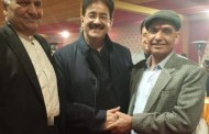 Minister Congratulated Sandeep Marwah on Being Nominated Chancellor