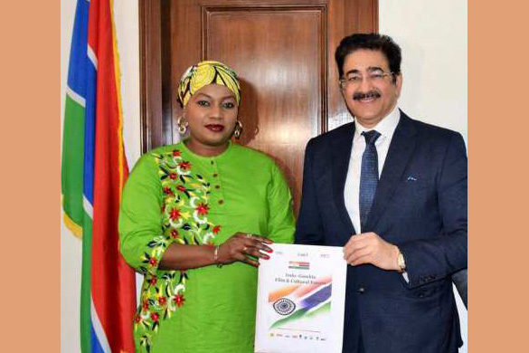 Indo Gambia Cultural Forum Announces Scholarship