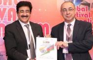 AAFT Scholarship Presented to Azerbaijan at 7th GFJN