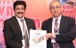 AAFT Scholarship Presented to Azerbaijan at 7th GFJN