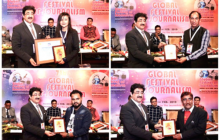7th Global Festival of Journalism Honored Journalists
