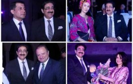 Sandeep Marwah at Navruz Festival at Uzbekistan Embassy