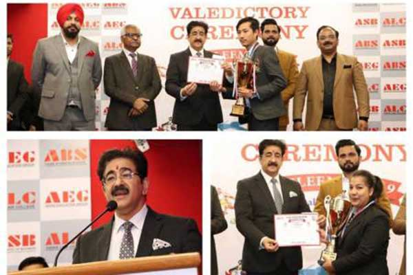 Sports Teaches Sportsmanship to Students-Sandeep Marwah