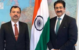 Sandeep Marwah Invited by Indian Ambassador to Hungary