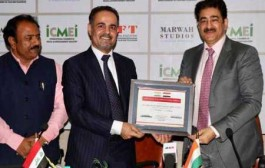 Sandeep Marwah Nominated Chair For Indo Iraq Cultural Forum