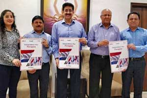 Sandeep Marwah Awarded With Title of Global Cultural Minister
