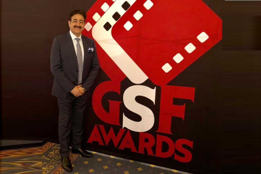 Sandeep Marwah Jury to Global Short Film Awards Cannes