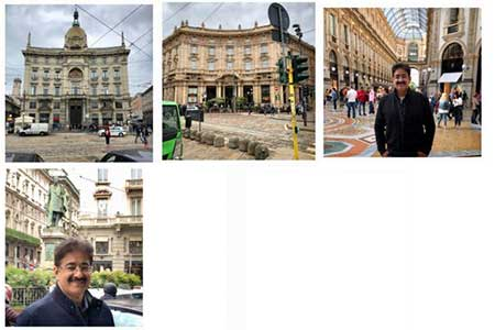 Milan Is One of The Fashion Capitals of World- Sandeep Marwah
