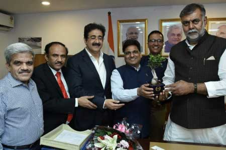 PHDCCI Delegation Met Minister of Culture And Tourism