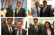 Sandeep Marwah Special Invitee at India Meet at Baku