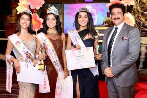 AAFTians at Miss Teen Universe Competition