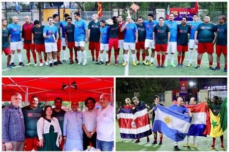 A Friendly Match Won Every Ones Heart- Sandeep Marwah