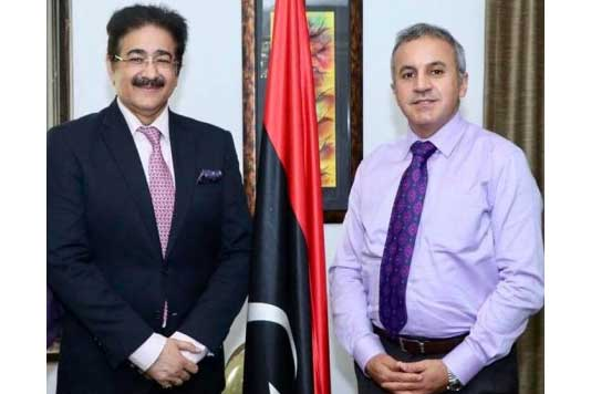 India And Libya Will Work Together For Promotion of Art