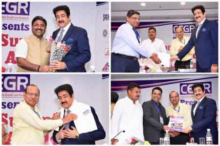Sandeep Marwah Appreciated For His Contribution to Higher Education