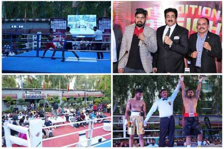 Pro Boxing Fight featured India and Afghanistan's Pro Boxing Players