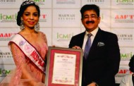 Vidisha Baliyan Honored With AAFT Diploma in Modeling