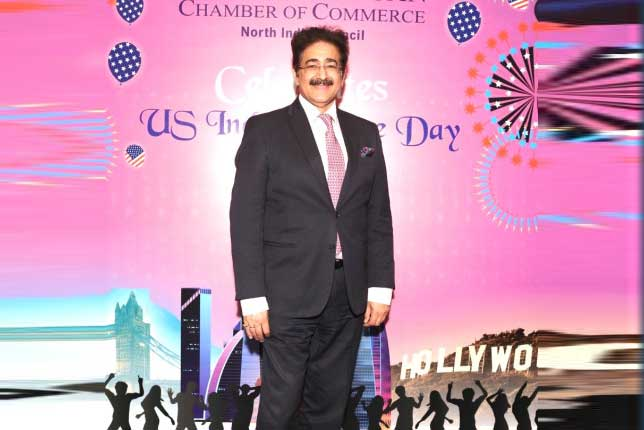 Sandeep Marwah Will Represent India in Korean Education Meet