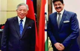 India And Taiwan Will Promote Culture Together