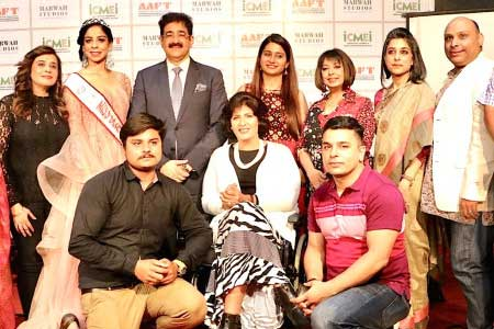 Vidisha Miss Deaf India 2019 Ready For South Africa