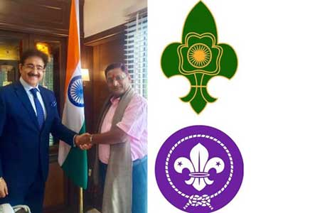 Sandeep Marwah Will Lead Scout Guide Organization of India
