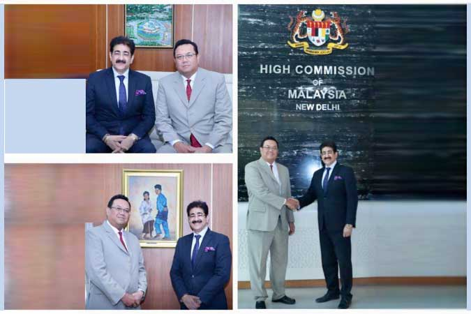 ICMEI Delegation to Malaysia Blessed by High Commissioner