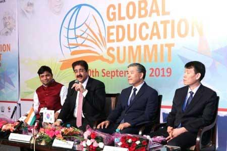 Global Education Summit At Marwah Studios