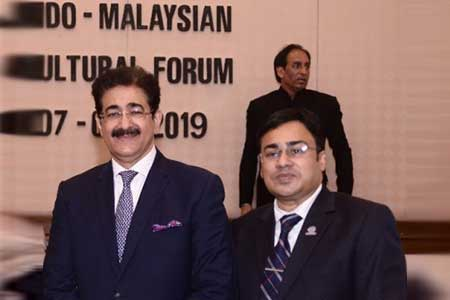 Chief Scout For India Sandeep Marwah In Malaysia