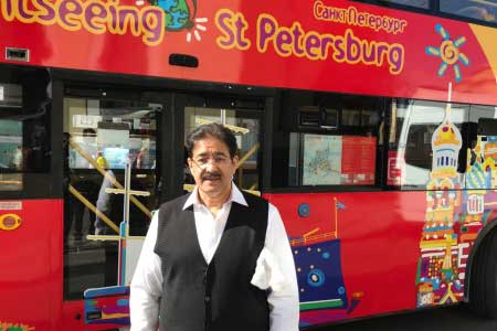 St. Petersburg Is The Cultural Capital of Russia- Sandeep Marwah