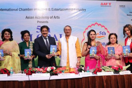 5th Global Literary Festival Promotes Poetry Writing