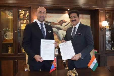 India And Mongolia Will Promote Art Together