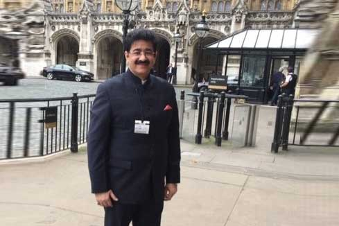 London Is The Biggest Tourist Attraction- Sandeep Marwah