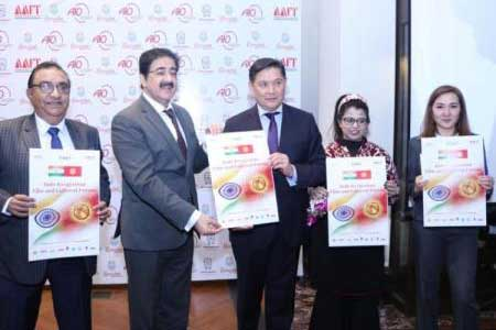 Indo Kyrgyzstan Cultural Forum Formed at ICMEI