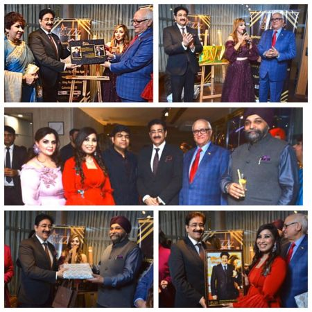 Sandeep Marwah released the new calendar of the year 2020