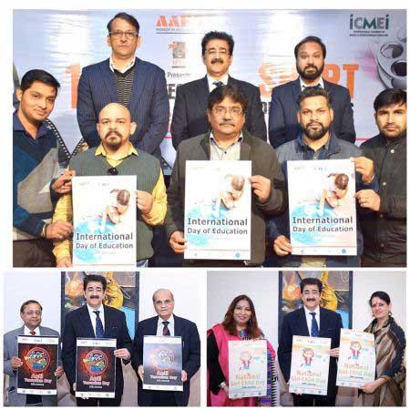 Sandeep Marwah Inaugurated 4th Social Imprints- CSR Conclave