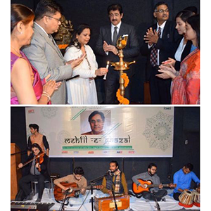 AAFT School of Performing Arts Remembered Jagjit Singh on His Birth Anniversary