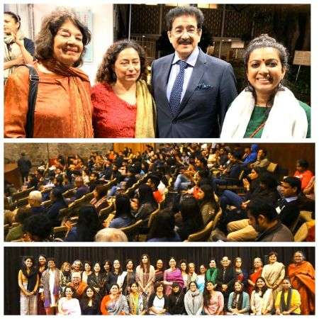 Sandeep Marwah Inaugurated 16th Edition of IAWRT Film Festival