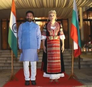Indo Bulgaria Cultural Forum Congratulated Ambassador Eleonora